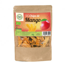 Chips De Mango Bio 125 G Sol Natural