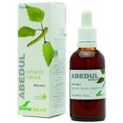 Abedul extracto natural 50ml SORIA NATURAL