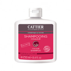 Champu Color Cabello Teñido 2  250 Ml Cattier