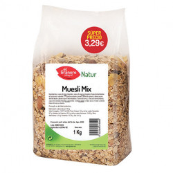 Muesli Mix  1Kg Granero Integral