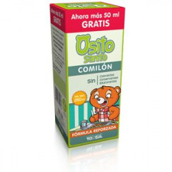 Osito Sanito Comilon 250 ml.TONGIL