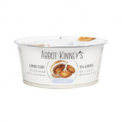 Yogur Almendras Natural Bio  125 Ml Abbot Kinney